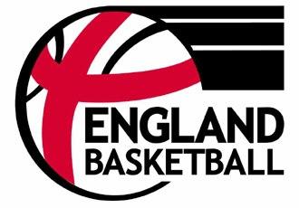 Basketball England - Image: England Basketball Logo