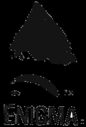Enigma Records - Image: Enigma logo