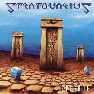 Episode (Stratovarius album) - Image: Episode (album) cover