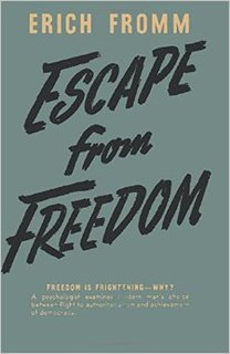 book by Erich Fromm