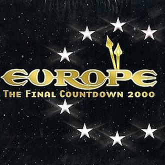 The Final Countdown (song) - Image: Europe The Final Countdown 2000