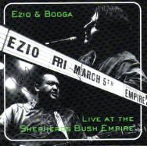 Live at the Shepherds Bush Empire - Image: Ezio Live at the SBE