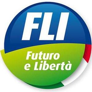 Future and Freedom - Image: FUTURO E LIBERTA'