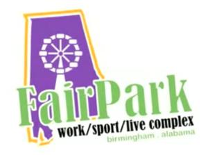 Alabama State Fairgrounds - Image: Fair Park logo