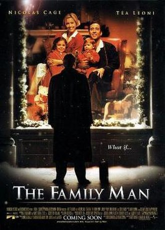 The Family Man - Theatrical release poster