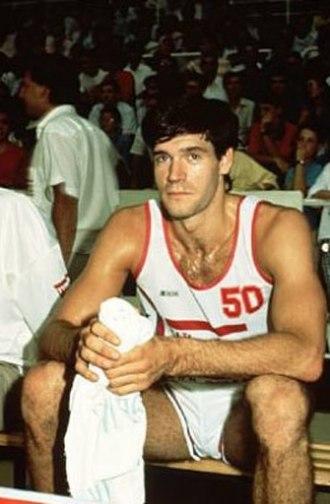 Real Madrid Baloncesto - Fernando Martín