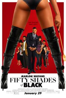 <i>Fifty Shades of Black</i> 2016 film by Michael Tiddes