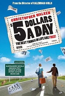 2008 film by Nigel Cole