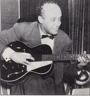 Floyd Smith (musician) - Image: Floyd Guitar Smith