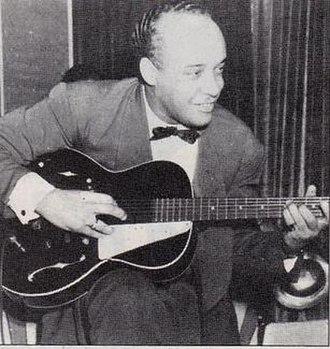 Floyd Smith (musician) - Image: Floyd Guitar Smith