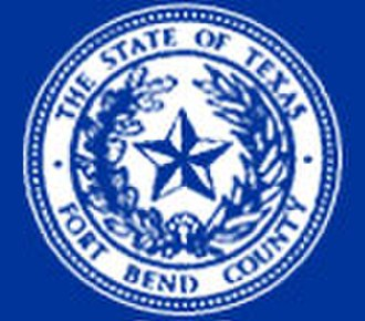 Fort Bend County, Texas - Image: Fort Bend County Seal