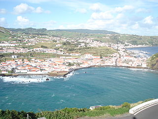 Angústias Civil parish in Azores, Portugal
