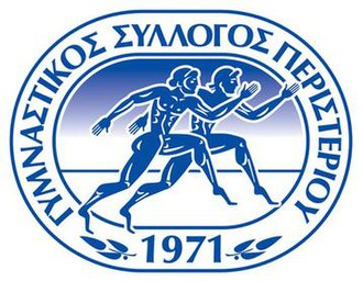 Peristeri B.C. - Image: GS Peristeriou logo