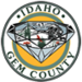 Seal of Gem County, Idaho