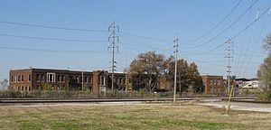 General Steel Industries - Image: General Steel Industries Administration Building Granite City