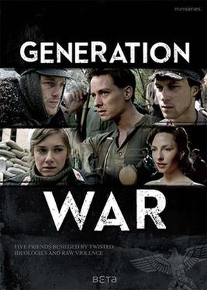 Generation War - Promotional English language poster