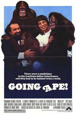 Going Ape! - Image: Going Ape!