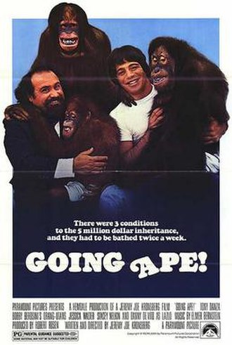 Going Ape! - Image: Going Ape!