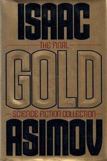 Gold Asimov Book Wikipedia