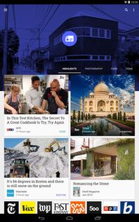 Google Play Newsstand Defunct news aggregator and digital newsstand by Google