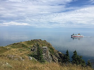 Coastal Transport Limited - The Grand Manan Adventure from Swallowtail Lighthouse
