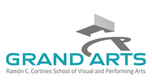 Ramon C. Cortines School of Visual and Performing Arts - Image: Grand Arts school logo