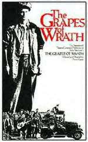 The Grapes of Wrath (play) - Image: Grapes Poster