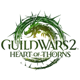 Guild Wars 2: Heart of Thorns - Image: Guild Wars 2 Heart of Thorns cover