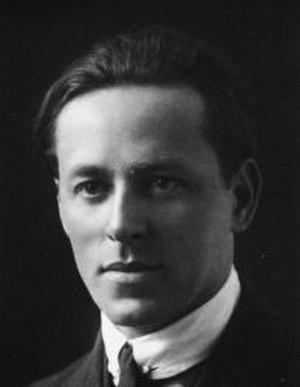 Gustave Miklos - Gustave Miklos c.1919
