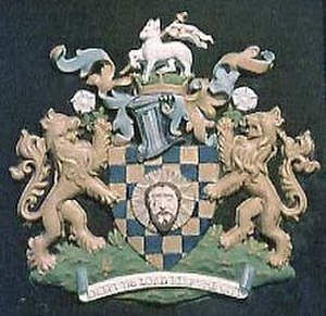 Halifax, West Yorkshire - Coat of arms