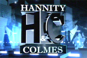 Hannity & Colmes - Image: Hannitycolmes