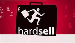 Hard Sell (TV series) - Hard Sell title card