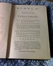 Harting Hymne