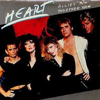 Allies (song) - Image: Heart Allies