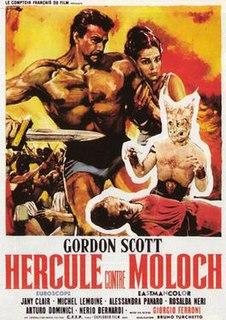 <i>Hercules vs. Moloch</i> 1963 film by Giorgio Ferroni