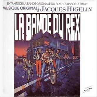 La Bande du Rex (original soundtrack) - Image: Higelin lbdr