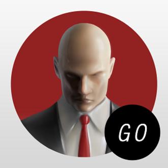 Hitman Go - Image: Hitman go logo