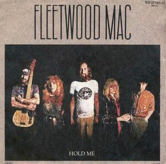 Fleetwood Mac — Hold Me (studio acapella)