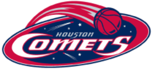 Houston Comets - Image: Houston Comets