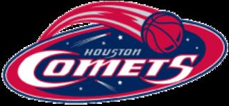 Houston Comets - Image: Houston Comets