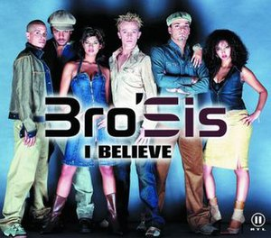 I Believe (Bro'Sis song) - Image: I Believe