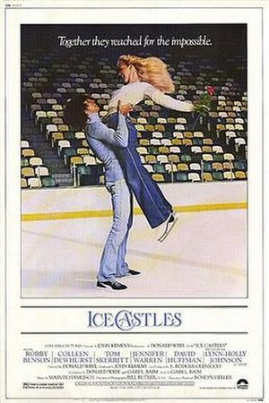 Ice Castles - Theatrical release poster