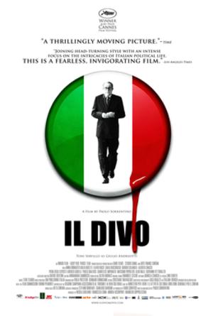 Il Divo (film) - Theatrical release poster