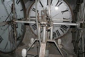 Dreger Clock - Image: In Dreger Clock Wide