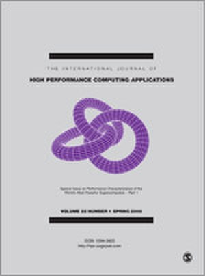 International Journal of High Performance Computing Applications - Image: International Journal of High Performance Computing Applications journal front cover