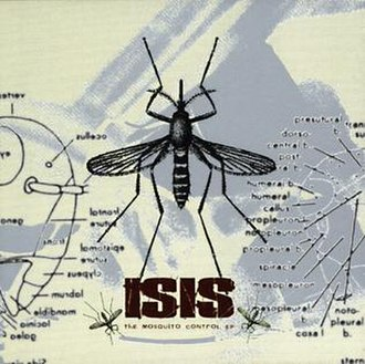 The Mosquito Control EP - Image: Isis Mosquito Control
