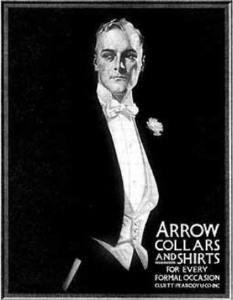 J. C. Leyendecker - The Arrow Collar Man