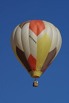 Hot air ballooning