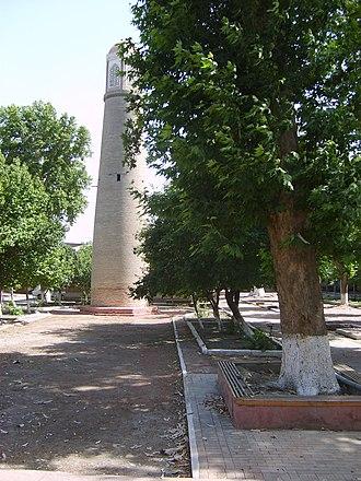 Kokand - The Jummi Mosque, Kokand