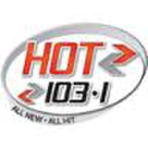 KNNW - logo used as Hot 103.1, 2009-2014